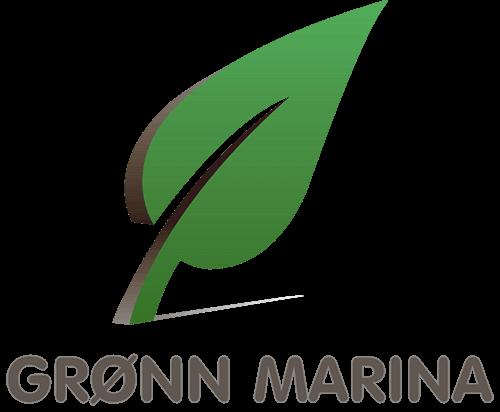 Grønn marina logo